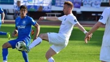 «Слуцк» и «Витебск» не выявили между собой сильнейшего