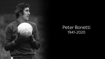 Скончался легендарный голкипер «Челси»
