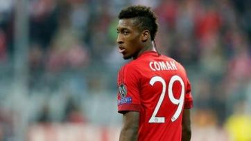 «Бавария» не собирается продавать Комана в «Барселону»