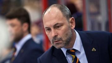 Еще одним кандидатом на пост главного тренера «Барыса» стал двукратный обладатель Кубка Стэнли