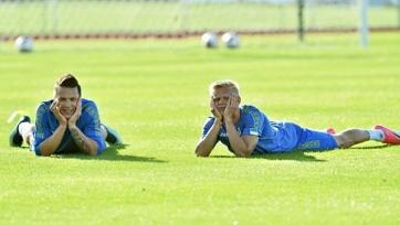 Украинцы Коноплянка и Зинченко выиграли в FIFA 20 у московского «железнодорожника» Рыбуса и его партнера по сборной Клиха