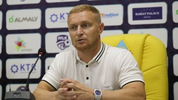 Главный тренер «Окжетпеса» заявил, что больше не хочет молчать