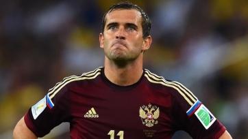 Кержаков заявил о желании возглавить «Зенит»