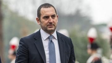 Министр спорта Италии рассказал, когда клубы могут возобновить тренировки