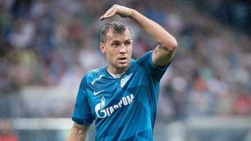Источник: Дзюба продлил контракт с «Зенитом»