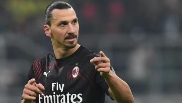 Ибрагимович огласил условие продолжения контракта с «Миланом»