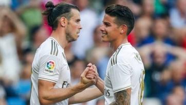 Marca: Хамес и Бэйл уже провели свои последние матчи за «Реал»
