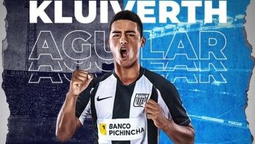 «Манчестер Сити» подписал 16-летнего перуанца