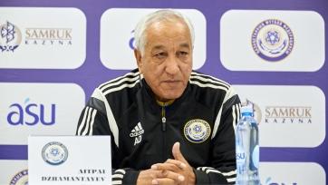 Бывший тренер женской сборной Казахстана снова при деле