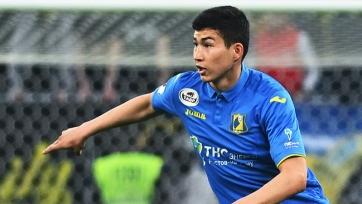 Игрок сборной Казахстана продлит контракт с российским клубом