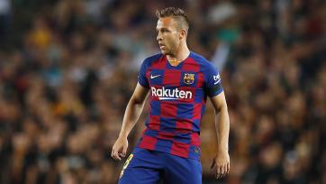 «Барселона» согласилась выслушать предложения по Артуру