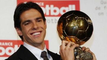ВИДЕО. Сегодня 38 лет последнему футболисту, получившему «Золотой мяч» до эпохи Месси и Роналду