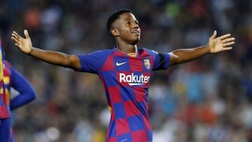 Фати может вернуться в «Барселону Б»