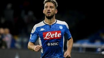 «Рома» предложила Мертенсу трехлетний контракт