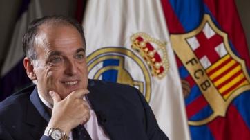 Тебас: «У «Барселоны» нет возможностей купить Неймара и Лаутаро»