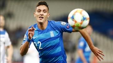 «Аталанта» и «Бешикташ» претендуют на защитника сборной Греции