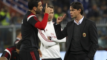 Рами вспомнил о проблемах с Филиппо Индзаги в «Милане»