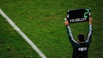 ФИФА может изменить регламент проведения замен по ходу матчей