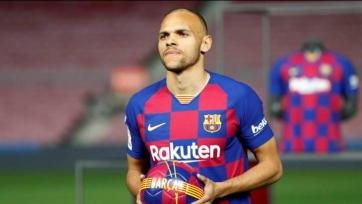 Брейтуэйт: «Не сомневаюсь, что стану одним из лучших бомбардиров «Барселоны» и Ла Лиги»