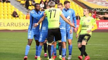 Солигорский «Шахтер» совершил камбэк в матче с «Динамо-Брест», но остался без финала Кубка Беларуси