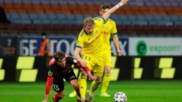 БАТЭ стал вторым финалистом Кубка Беларуси