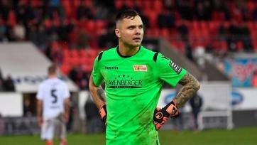 «Унион» не договорился о продлении контракта с основным вратарем