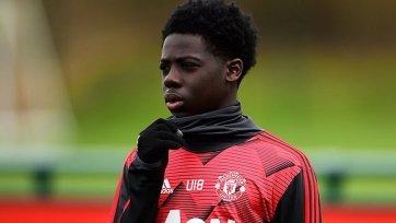 «Манчестер Юнайтед» подпишет контракт с 15-летним талантом