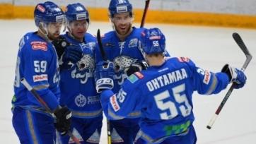 «Барыс» не продлил контракты с 9 хоккеистами