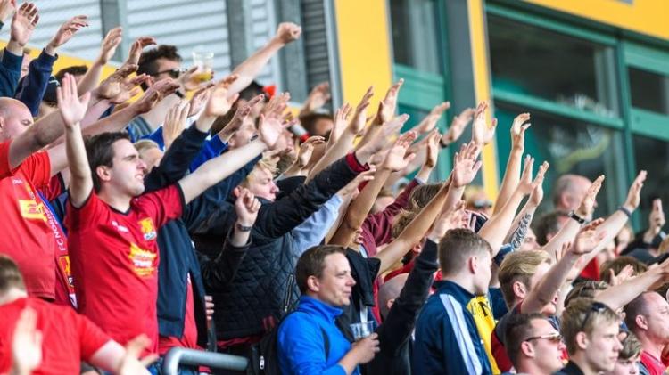 Знакомьтесь: ФК «Норшелланн» - самая молодая команда в Европе
