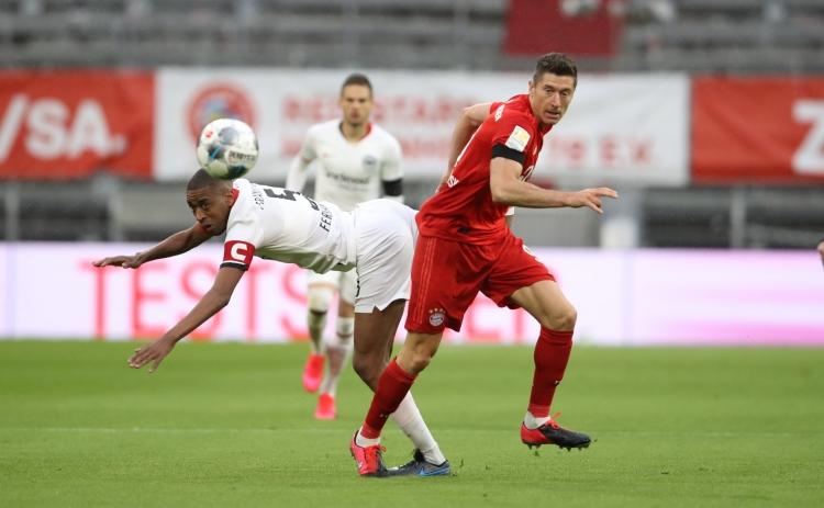 «Бавария» – «Айнтрахт» - 5:2. 23.05.2020. Чемпионат Германии. Обзор и видео матча