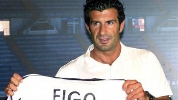 Фигу рассказал, почему решил в свое время перейти из «Барселоны» в «Реал»