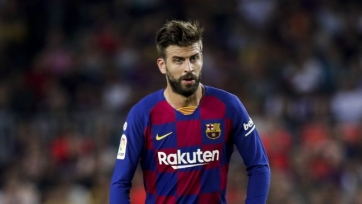 Пике: «Барселона» - моя жизнь, не вижу себя в футболке другого клуба»