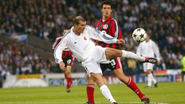 France Football назвал лучший гол Лиги чемпионов (1992-2020). Видео