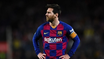 «Барселона» намерена начать с Месси переговоры о новом контракте
