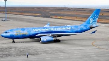 Самолету «Манчестер Сити» нашли иное применение во время пандемии коронавируса