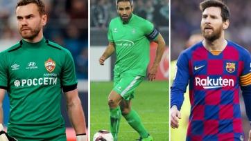 5 самых преданных футболистов из десяти топ-лиг Европы. Фото