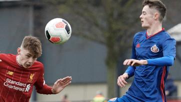 «Манчестер Юнайтед» заключил контракт с 16-летним форвардом