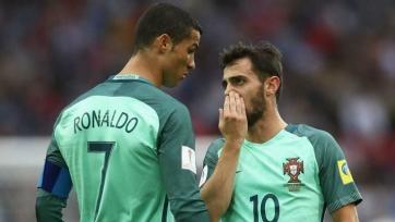 Силва: «Роналду незаменим для сборной Португалии, но у нас сильное поколение»