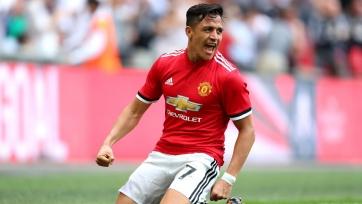 «Манчестер Юнайтед» намерен отозвать Санчеса из аренды