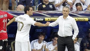 Арбелоа: «Моуринью в «Реале» был такой же звездой, как Роналду»