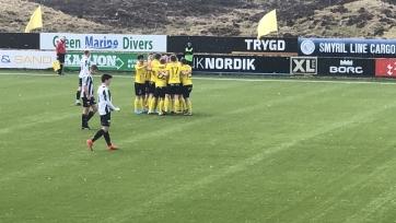 С сенсации стартовал чемпионат Фарерских островов