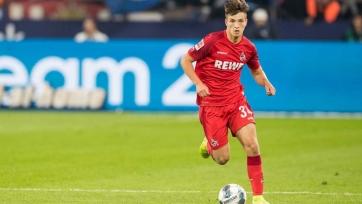 «Кельн» продлил контракт с 19-летним защитником