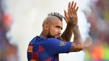 «Интер» предложил за Видаля 15 млн евро, «Барселона» хочет больше