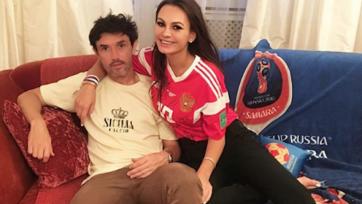 Жена Жиркова намекнула на скорое завершение игровой карьеры мужа