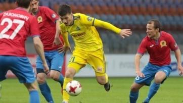 БАТЭ в эпичном и результативном матче одолел «Смолевичи»