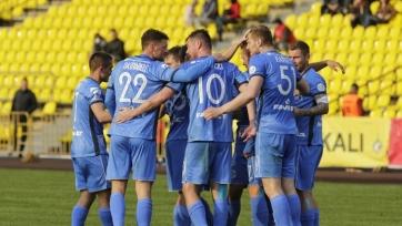 «Динамо» Брест Милевского победило на своем поле «Динамо» Минск