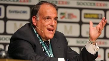 Глава Ла Лиги искрометно оценил результаты тестирования игроков испанских клубов на коронавирус
