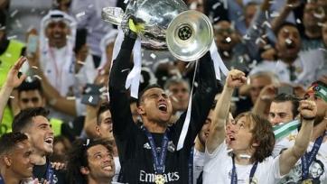 Навас: «Три победы в ЛЧ с «Реалом» – особенный момент»