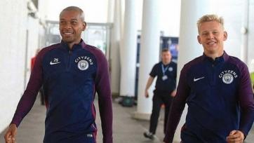 Фернандиньо: «У Зинченко очень большие перспективы в «Манчестер Сити»