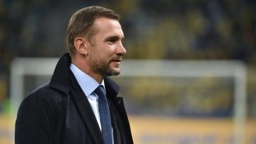 Шевченко хочет возглавить «Милан»